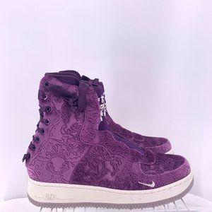 Nike Air Force Rebel XX Purple Women's Size 9.5
